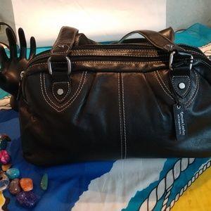 3/$20 Pelle studio genuine leather